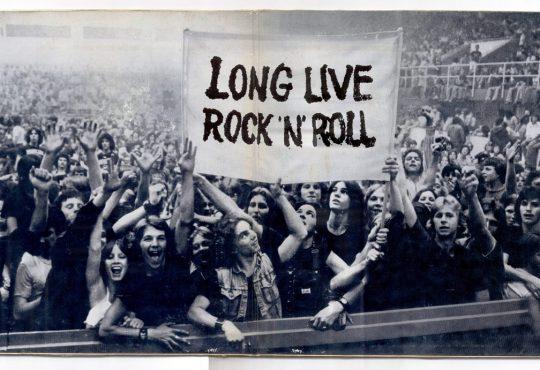 De quando o jornalismo e o rock morreram abraçados