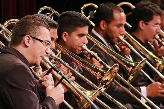 Vai ter muito trombone no Som da Mata deste domingo