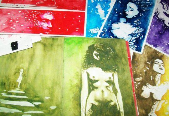 Autores potiguares lançarão 5 quadrinhos essa semana na UFRN