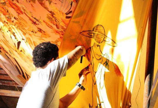Exposição com 30 obras de vários artistas abre hoje na Cidade Alta