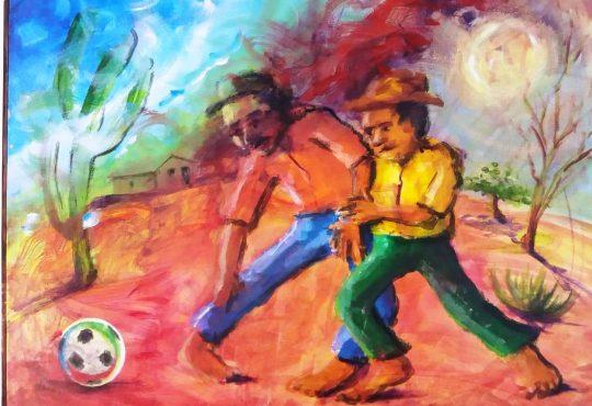 Copa do Mundo é tema de mostra coletiva no Museu Café Filho