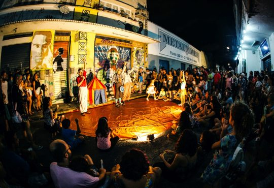 O Circuito Cultural Ribeira está de volta; veja como participar