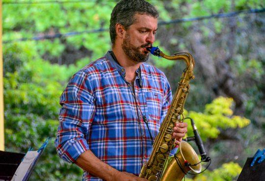 Jazz de alto nível neste domingo no Som da Mata
