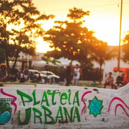 Plateia Urbana na Zona Norte de Natal