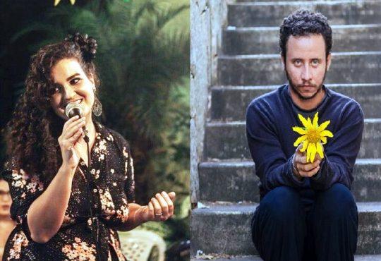 Ana Tomaz e Thiago Medeiros fazem show poético musical nessa quinta