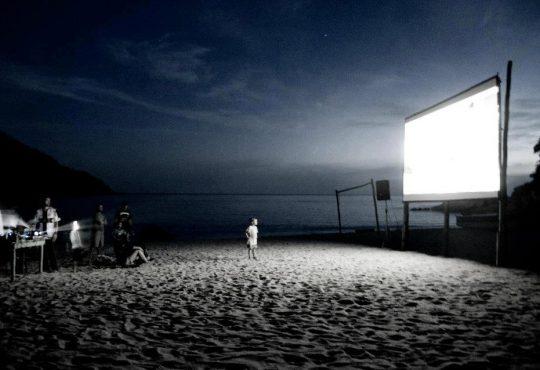 Festival de Cinema ocupará as areias da Praia de Pipa na próxima lua cheia