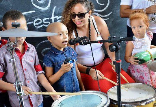 GACC quer gravar CD com composições de crianças e artistas potiguares