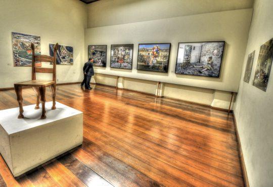 Saiba tudo sobre o 3º Salão Dorian Gray de Arte Potiguar