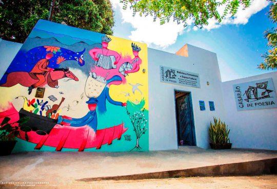 Artistas curraisnovenses criam programação cultural paralela à Feira de Santana