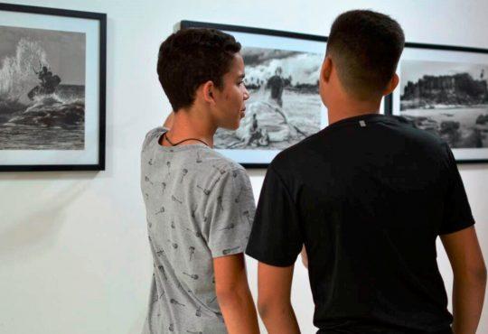 São Miguel do Gostoso ganha galeria de arte