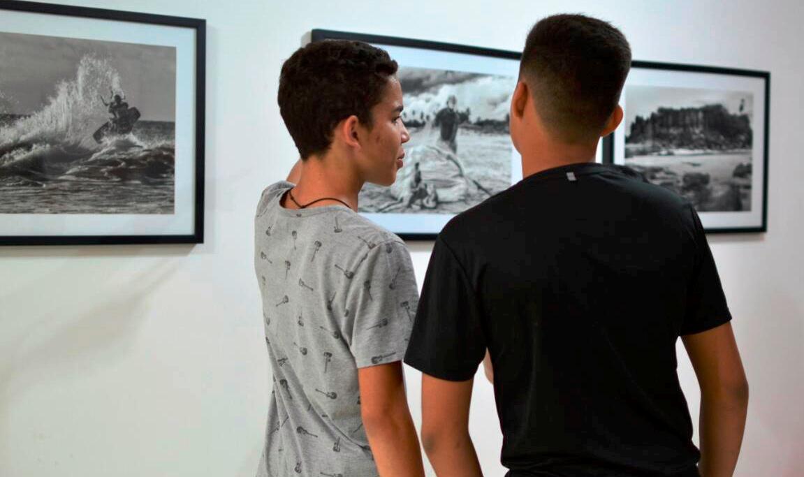 galeria de arte em são miguel do gostoso