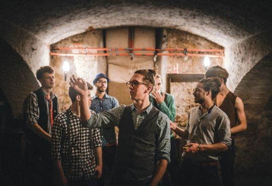 Banda austríaca Saint Chameleon é confirmada para o MADA em outubro