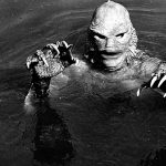 Criatura da Lagoa Negra