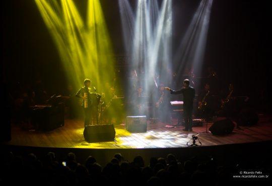 SESI Big Band convida Waldonys para show em Cruzeta