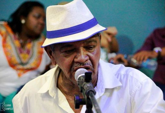 Mestre Zorro lança disco neste sábado com diversos artistas potiguares