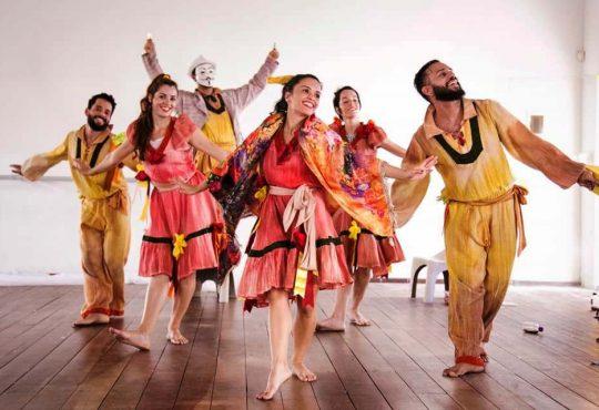 Espetáculo teatral aborda as quatro regiões do RN e se apresenta em Natal