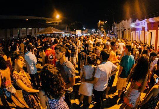 Confira a programação completa do Circuito Cultural Ribeira deste domingo