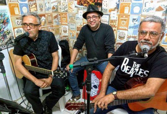 Trio Rock traz o melhor do rock e do blues ao Bardallos nesta sexta