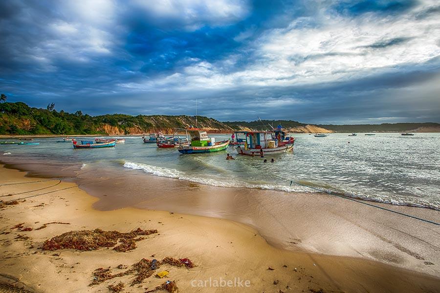 Baía Formosa, Foto de Carla Belke