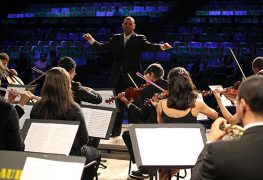 Maestro explica como Sinfônica da UFRN chegou ao Papa; Concerto em Natal será nesta quinta