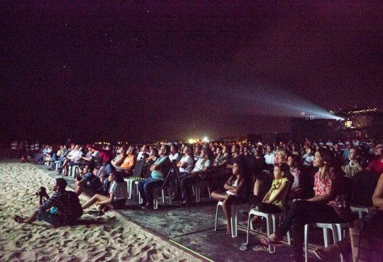 Mostra de cinema exibirá 56 filmes nacionais em Gostoso