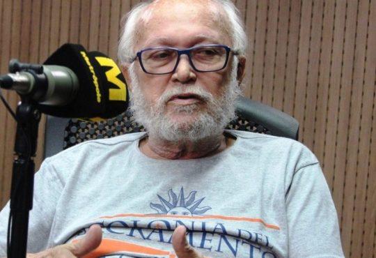 Condenado à prisão perpétua durante ditadura lança livro hoje em Natal