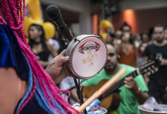 No Alecrim também tem samba e de graça neste sábado