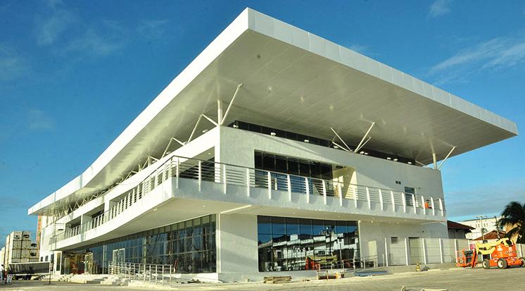 terminal de passageiros de natal