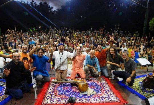 Shows musicais, dança e poesia de graça no Festival Astral de Pium