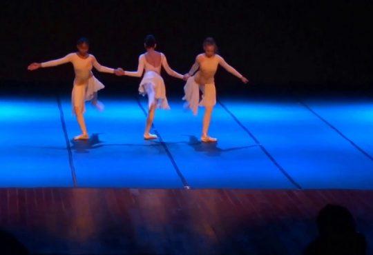 Espetáculo une 200 bailarinos e profissionais nesta quinta no Centro de Convenções