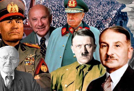 O fascismo de cada lado