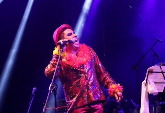 Sábado tem tributo a Nubia Lafayette com Rodolfo Amaral no Bardallos