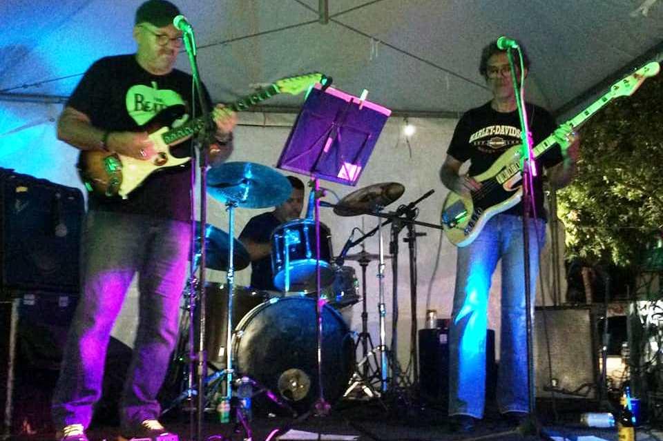 the mojo band