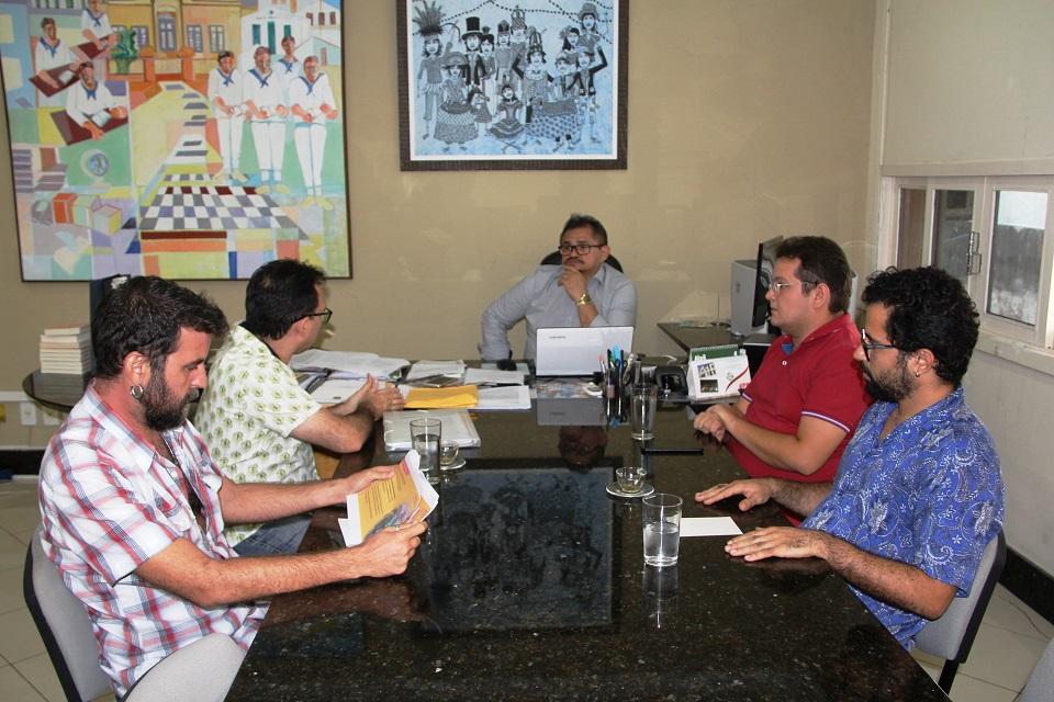 Reunião- Curta Caicó