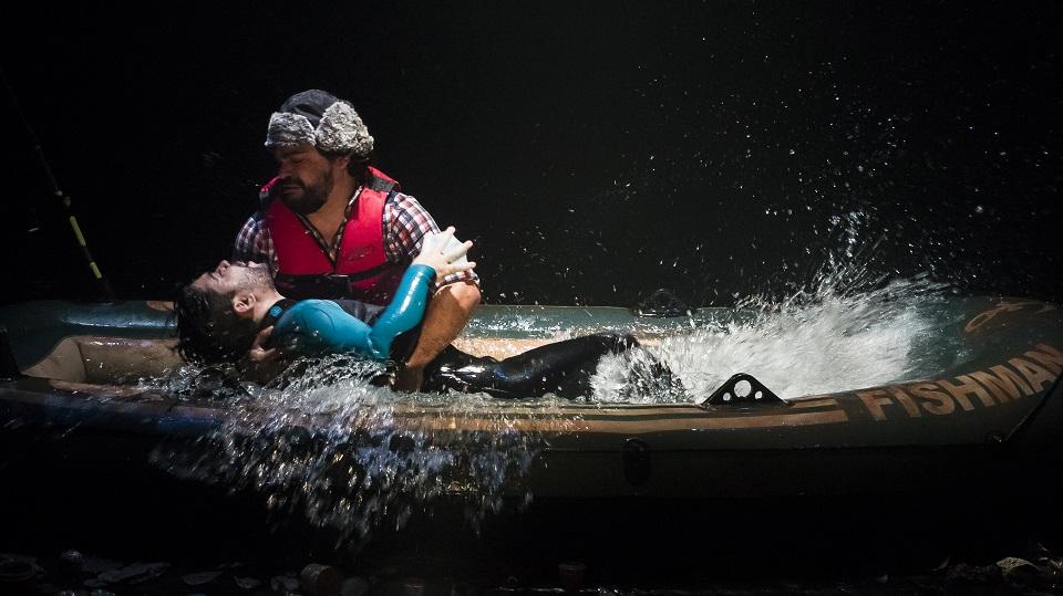 fishman, grupo bacaceira de teatro