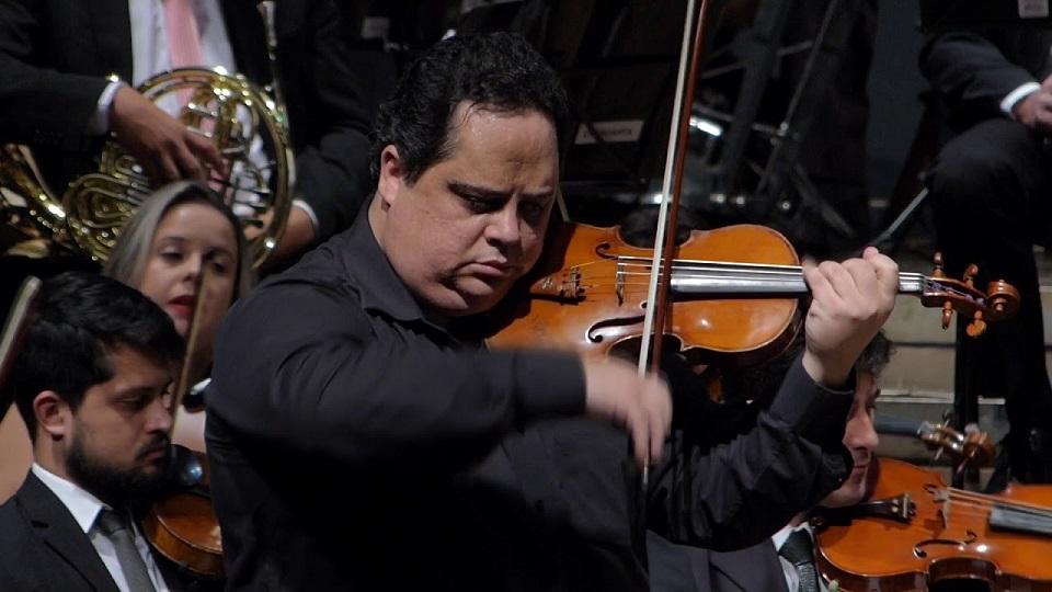 Davi Graton, violinista
