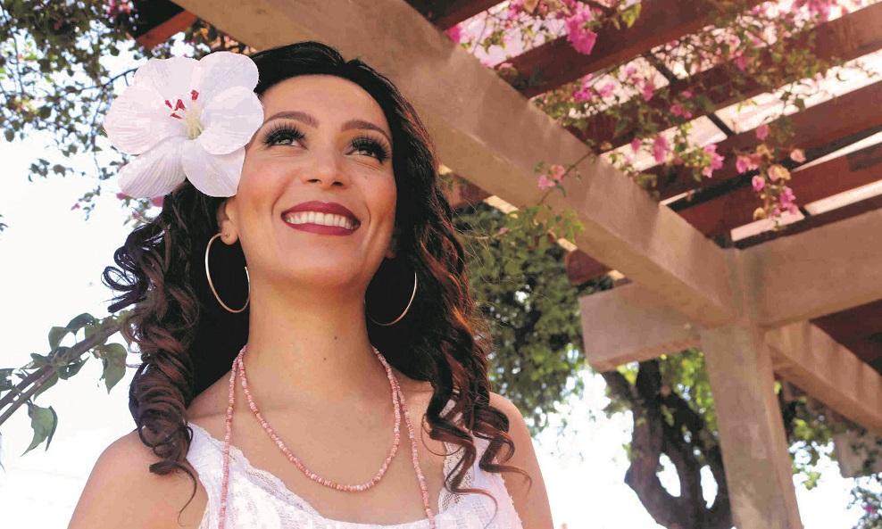 Andiara Freitas - Foto Luana Campelo