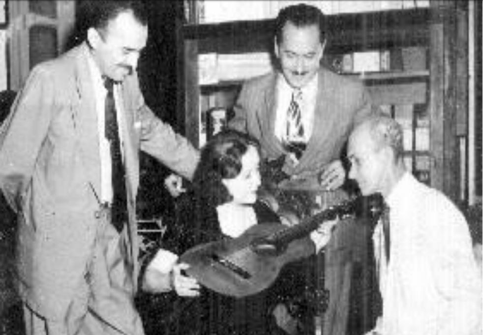 clube do violão de natal
