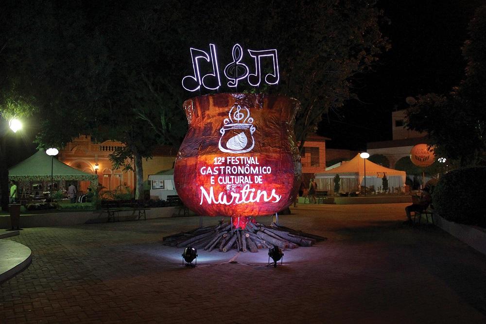 festival gastronomico de martins