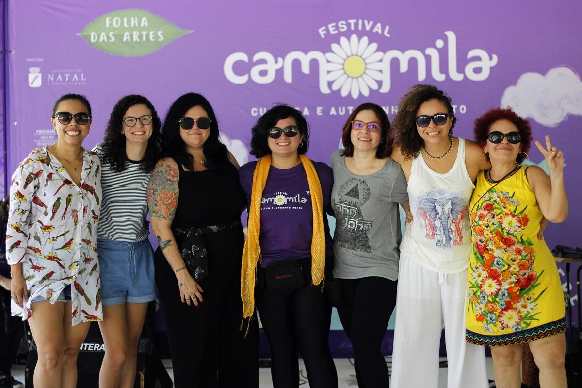 Festival Camomila