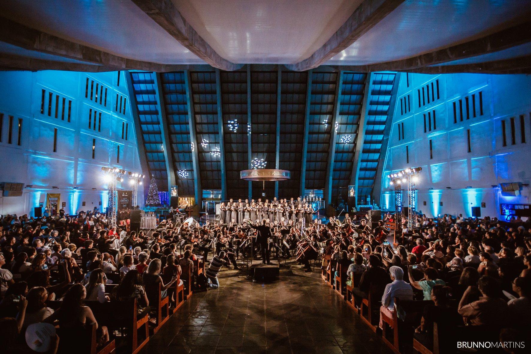 OSRN na Catedral by brunno martins