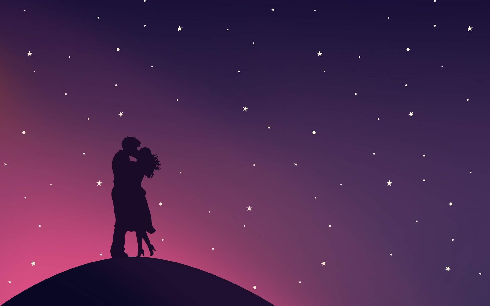a noite nos abraça