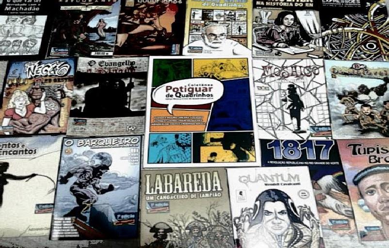 quadrinhos potiguares