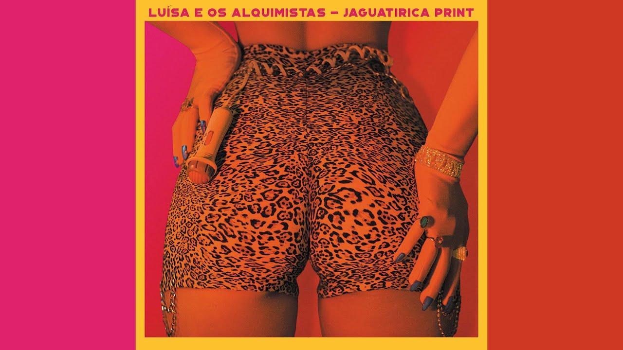 luisa e os alquimistas - jaguatirica print