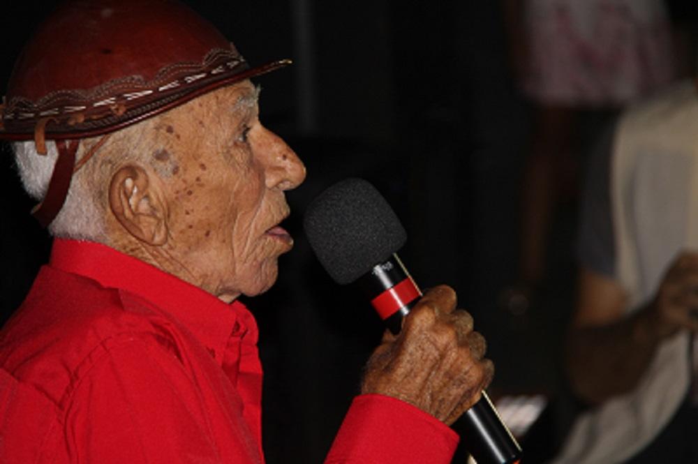 Poeta Xexeu - patrimônio vivo