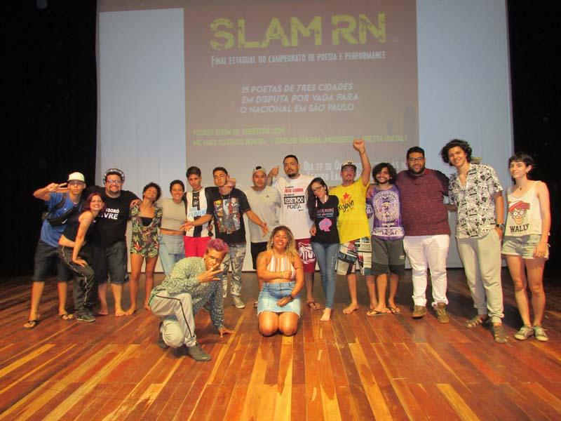 Slam Mossoró 2020