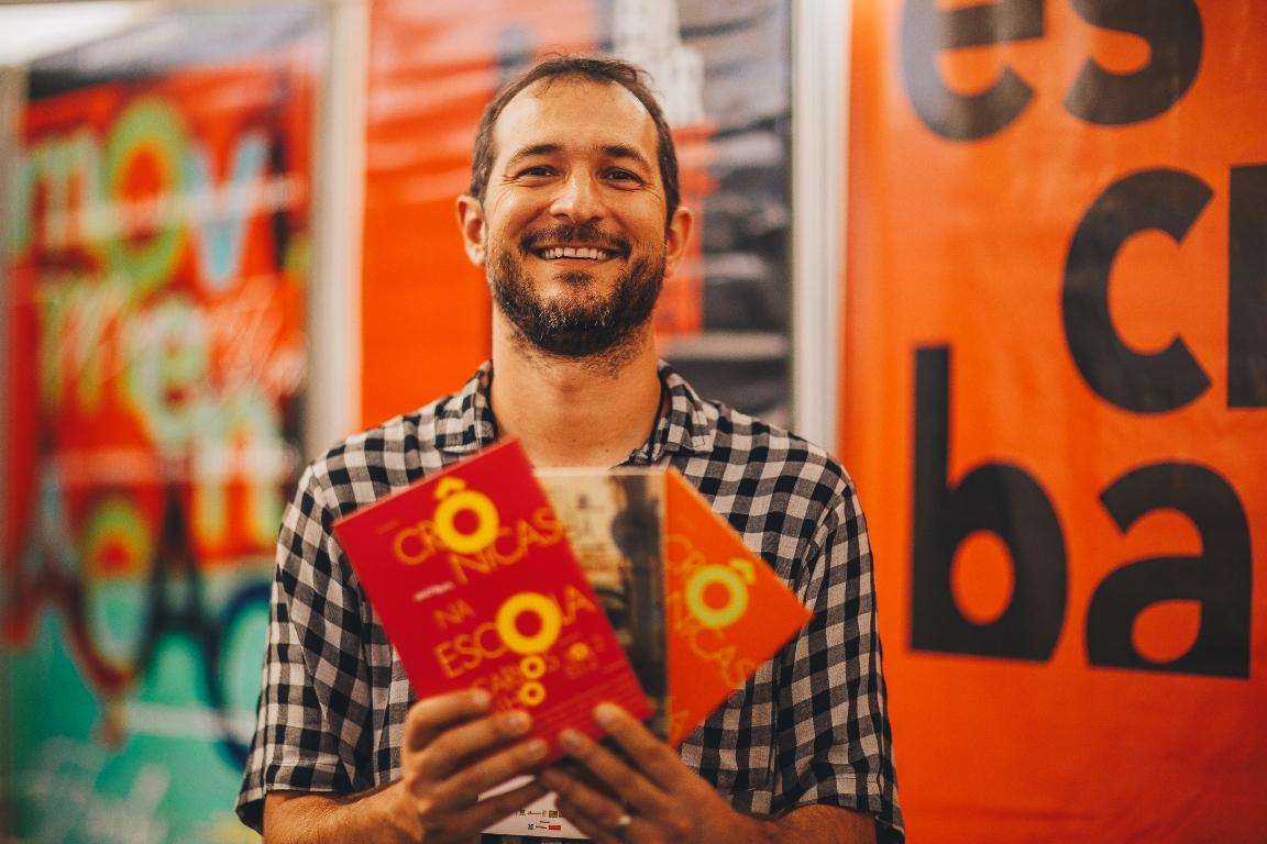 Carlos Fialho por Luana Tayze