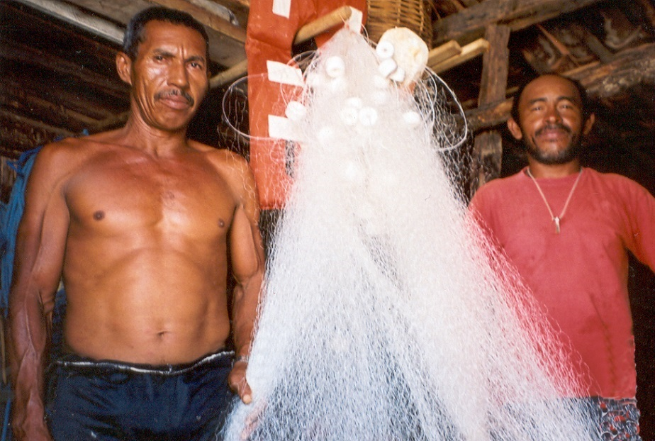 Redinha Velha: A pesca, uma rede de tresmalho ao mar (parte 10)