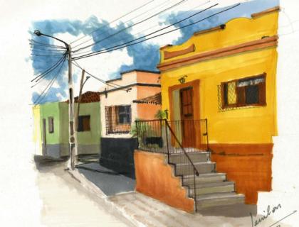 rua padre pinto