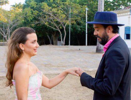 amor e solidão Silvia Sol e Dudu Galvão